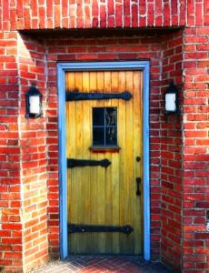 Door to healing